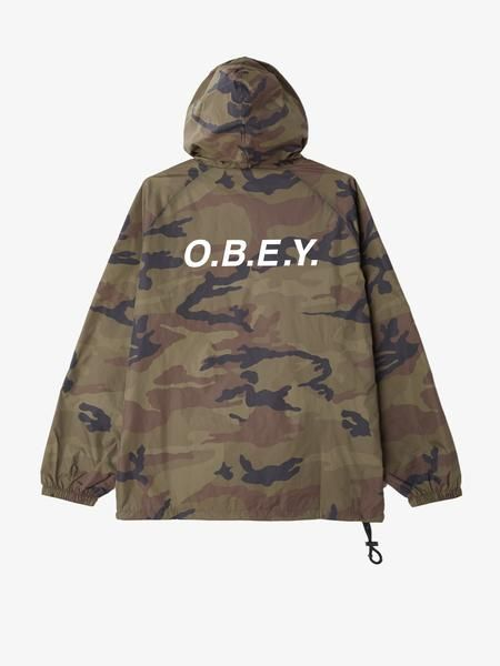 O.B.E.Y. Anorak Jacket