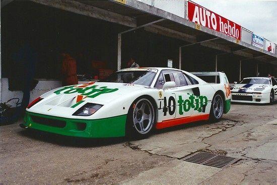 Ferrari F40 by O.C.