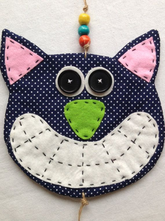 Smiling Cat Face Wall Decor Wall Hanging Decorative Houseware DISCOUNTED 12 TO 10 USD