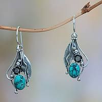 Blue Beauty from @NOVICA, They help #artisans succeed worldwide.