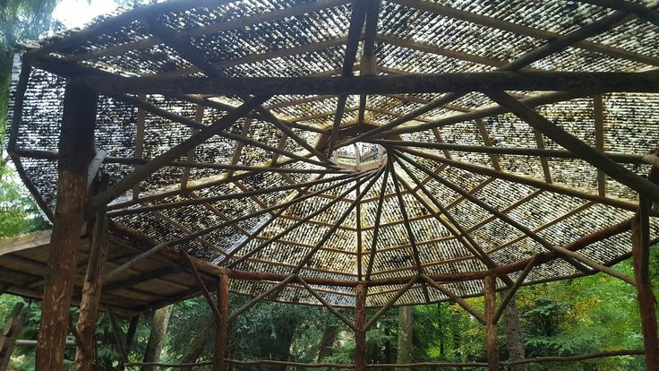Reciprocal roof