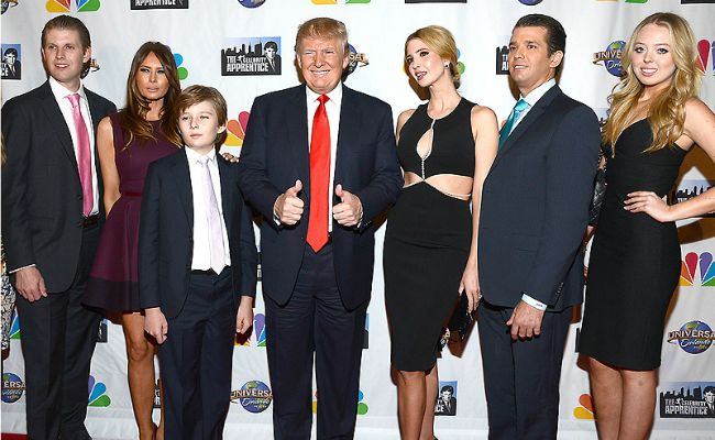 Why Donald Trump Avoids Talking About His Daughter Tiffany | Wizzed