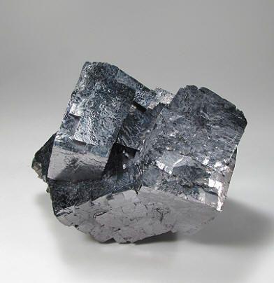 Galena Mineral | Galena from Sweetwater mine, Viburnum Trend, Reynolds Co., Missouri ...