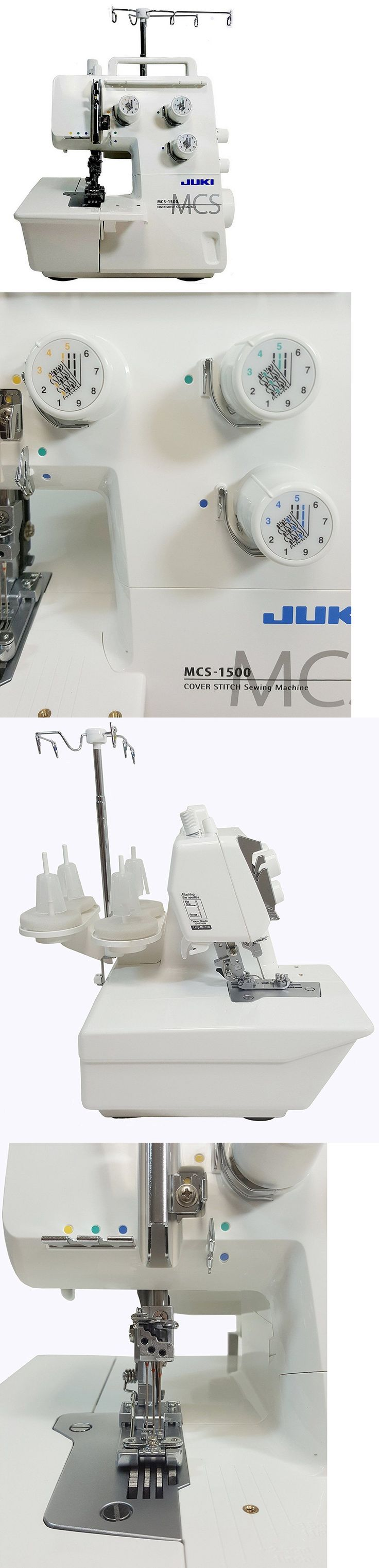 Sewing Machines and Sergers 3118: Juki Mcs-1500 Coverstitch Only Serger Nib Authorized Juki Dealer Cover Stitch -> BUY IT NOW ONLY: $647.99 on eBay!