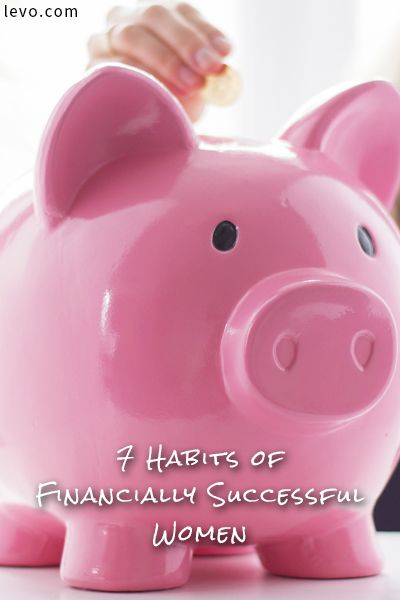 How to be a financially successful women