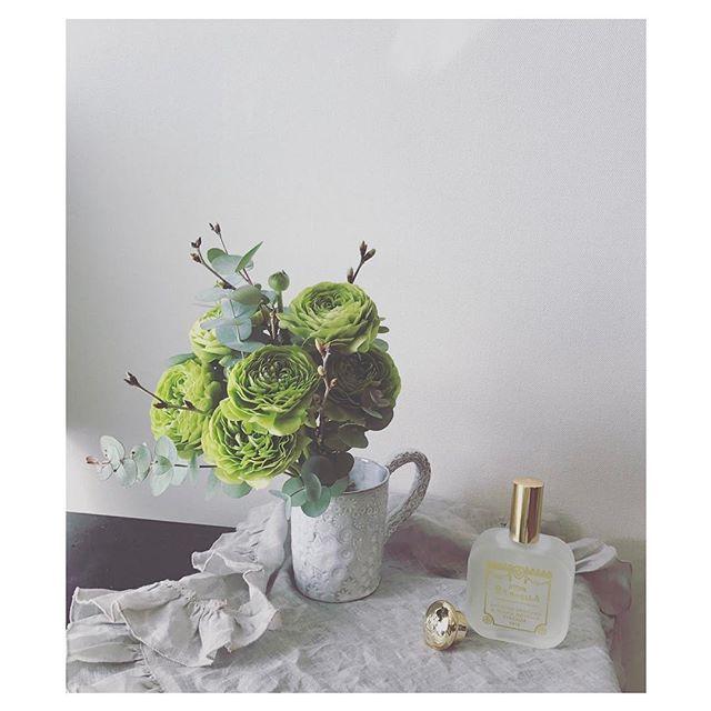 【etoile_allie】さんのInstagramをピンしています。 《おはようございます🌱 . 出かける前には、お守り代わりにサンタマリアノヴェッラのコロンを . 心地良い1日を約束してくれるようで、なんだか安心します . #サンタマリアノヴェッラ #オーデコロン #花の香り #ブーケ #interiorflowers #interiorgreen #borgodelletovaglie #インテリアフラワー #リネンファブリック #パリスタイル #朝 #朝の光 #おはようございます》