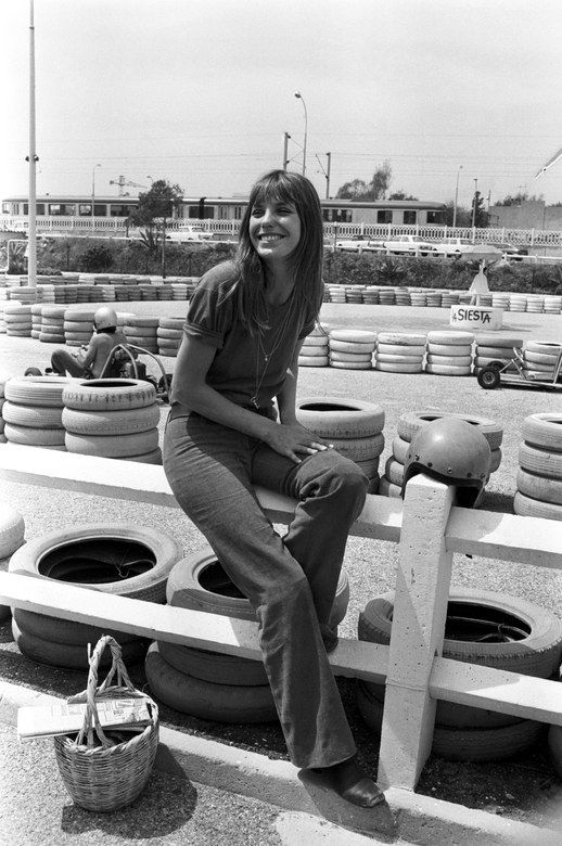 "Before ""It"" girls roamed the streets, there was Jane Birkin. The British actress and singer helped define the brand of insouciant cool often associated with Paris, embracing bralessness, denim, and minidresses in a referential wardrobe that fits squarely in the present tense."