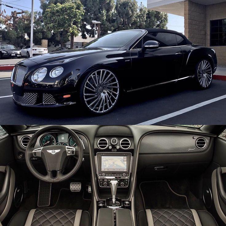 Gorgeous Custom Bentley: 25+ Best Ideas About Black Bentley On Pinterest