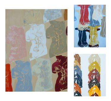 """Saatchi Art Artist luminita taranu; Painting, """"""""Metaphor Central Group Y + central + Particular Particular lower"""""""" #art"""