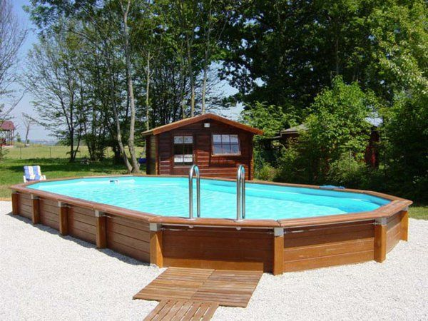 120 best Petite piscine images on Pinterest Plunge pool, Small