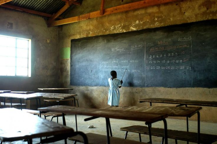 Şcoala din Kanga