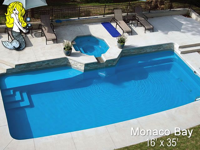 28 Best Custom Fiberglass Pools Images On Pinterest Fiberglass Pools Fiberglass Swimming