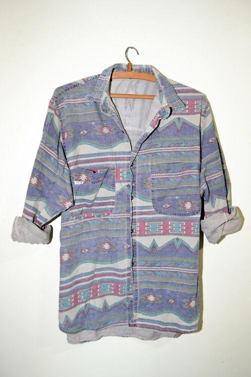 tribal: Style, Buttons Up, Clothing, Chambray Shirts, Men Shirts, Denim Shirts, Jeans, Aztec Prints, Tribal Prints