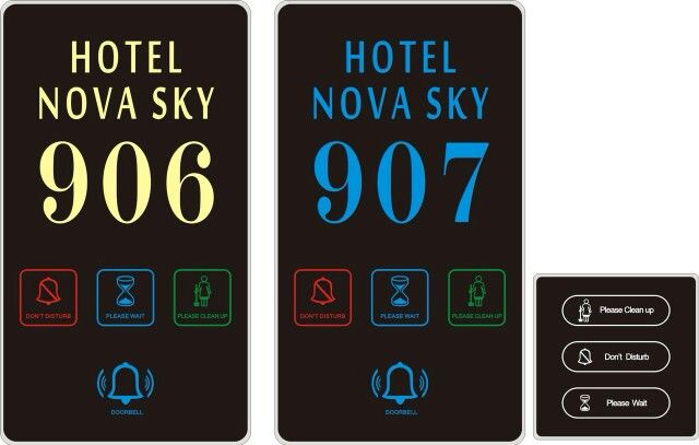 Electronic hotel accessories from Secure Star