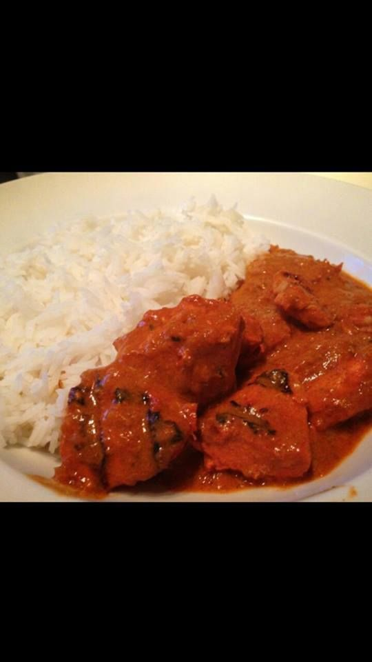 slimming world chicken tikka masala
