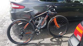 Ireland's Premier Online Bicycle Register: Stolen Bicycle - Carrera Sulcata