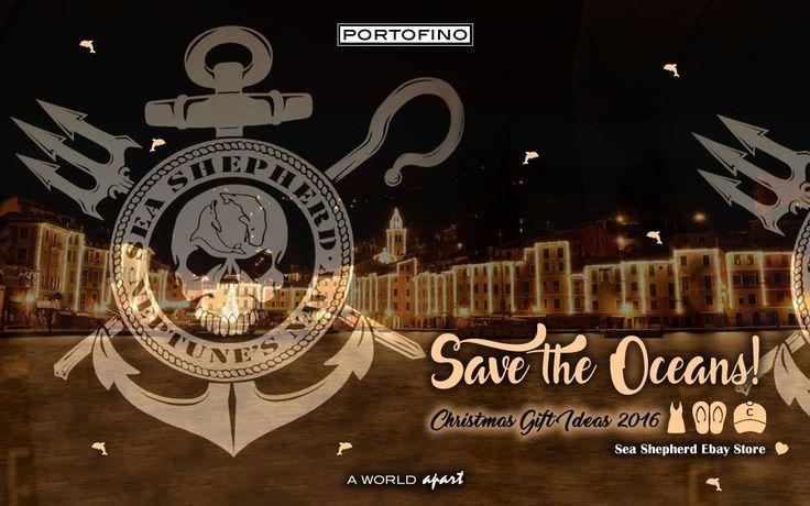 Save the Oceans. Sea Shepherd Ebay Store
