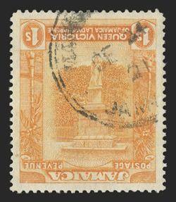 Rare world stamps | Jamaican businessman's rare stamp error brings $22,000 in New York