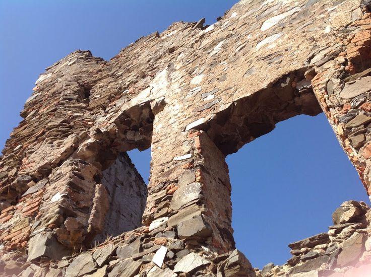 Antiche mura Guzzurra