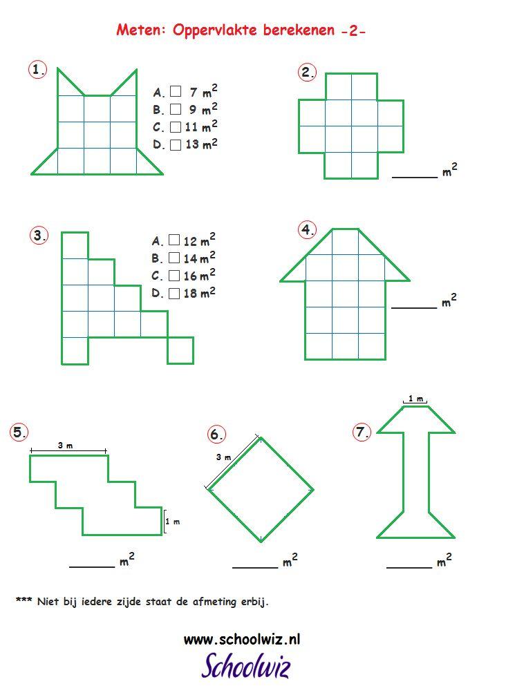 Meten 2, Oppervlakte berekenen, groep 8.png 732×1.006 pixels
