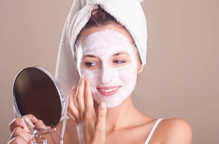 Le masque qui redonne bonne mine aux teints les plus blafards beaut masque visage maison - Masque visage maison bonne mine ...
