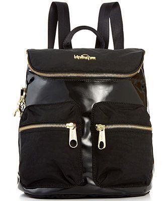 Kipling Shaki Backpack....maybe as a camera bag (canon 5dm2 and 24-70mmf2.8) - mine mine mine!