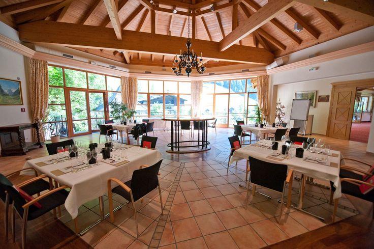 Einen wunderschönen Rahmen bietet das Hoteldorf Grüner Baum in Bad Gastein für das Weinverkostungswochenende zum Best of Bio Wine Award der #biohotels #bestofbio