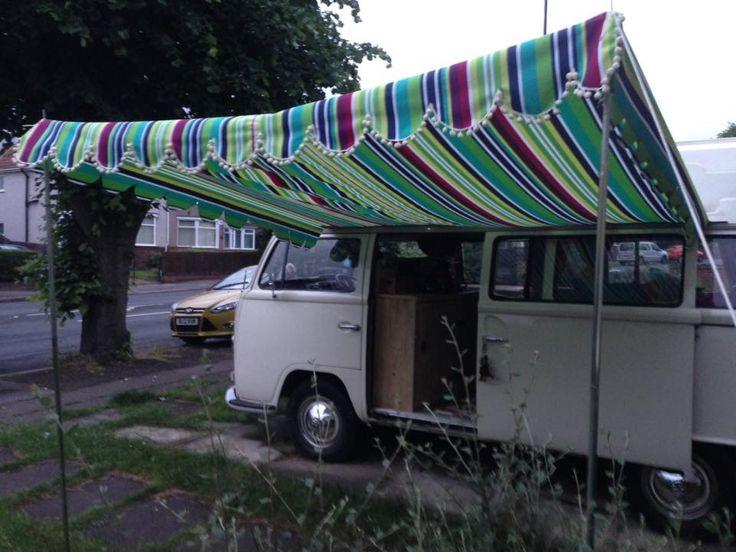 Diy Camper Awning Glamper Diy Pinterest Camper