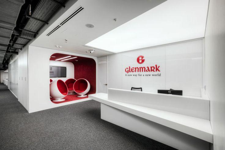 Новый офис международной фармацевтической комании был спроектирован и реализован всего за три месяца.