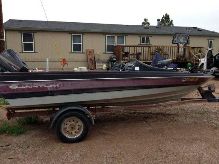 2500 1989 quantum bass boat rapidcity sd 2500 1989 quantum bass boat ...
