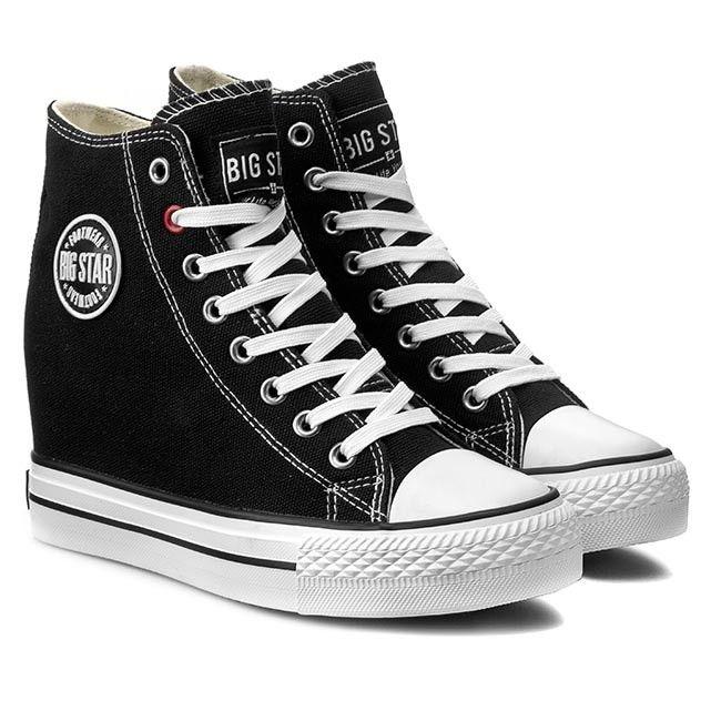 Sportcipő BIG STAR - U2740900 Black
