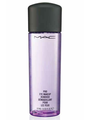 "MAC Pro Eye Makeup Remover ($20) won points for its subtle scent and fresh effects. ""My lids and lashes looked and felt clean, not oily or greasy,"" said one GHRI tester."