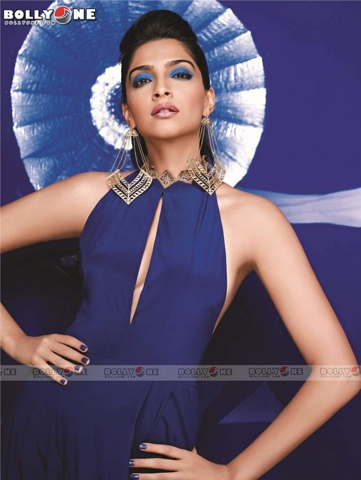 Sonam Kapoor Latest Photoshoot for new L'Oreal Cannes Collection