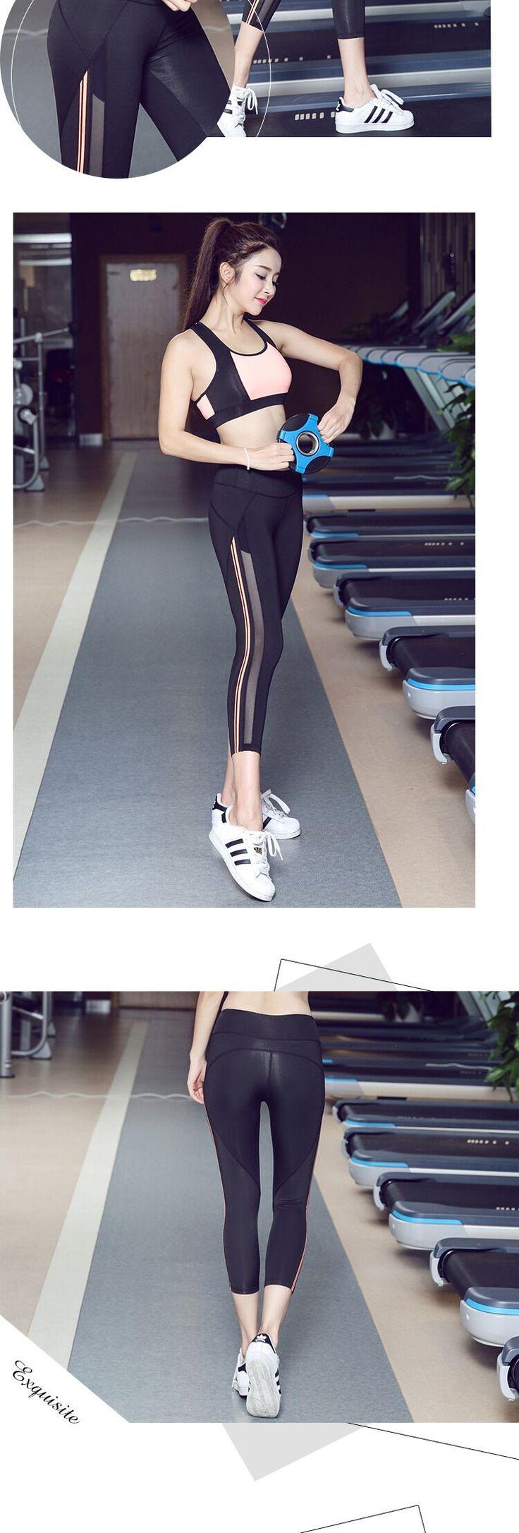 Весной и летом йога фитнес брюки Xihansugan тонкий брюки спорта на открытом воздухе штаны г-жа Идущие Брюки - Taobao