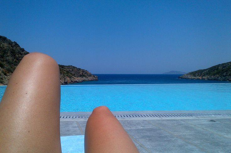 Daios Cove Crete. Amazing place, amazing resort !!! Best Vocation ever!!! summer 2013