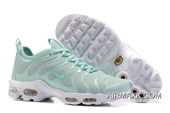 finest selection 71e2b 458c6 New Year Deals Nike Air Max Plus TN Light Jade White Women, Price   72.09 -  Nike Shoes, Cheap Nike Shoes online store