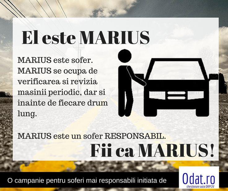 O campanie pentru soferi responsabili #fiicaion #soferi #responsabillavolan http://odat.ro