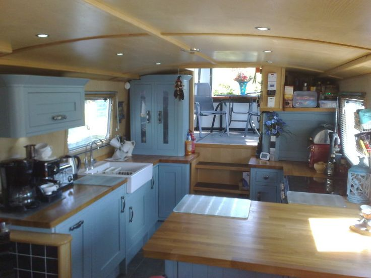 57 X 10 Luxurious Widebeam Cruiser. Dutch BargeHouseboat LivingBoat InteriorNarrow  ... Part 77
