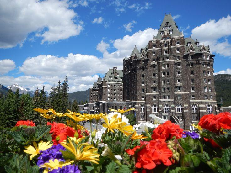 Banff Springs Hotel Banff, Canada