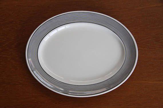 Johnson Brothers Orbit Small Platter