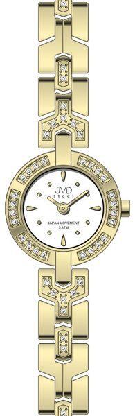 Náramkové hodinky JVD steel J4057.2 | Katalog produktů | Jasněna Vláhová Design (JVD) (Nové Město nad Metují)   1990,--