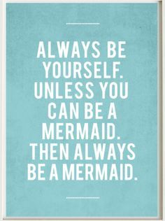 Mermaid Quotes on Pinterest