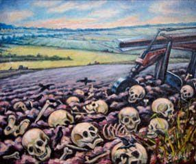 """Truthseeker Archive: The Genocide of Russia's """"Volga Germans"""" - One Million Murdered, 1915-1945"""