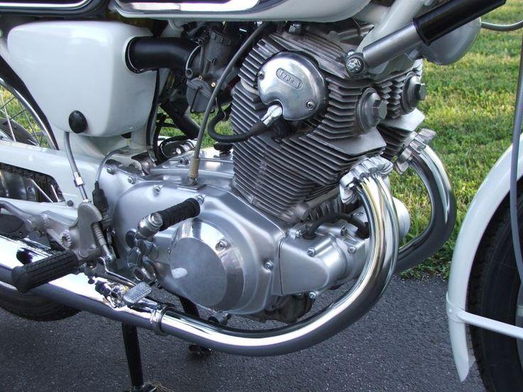 Customer Restorations - Honda Scrambler CL77 | Superhawk CB77 | Dream CA77 parts