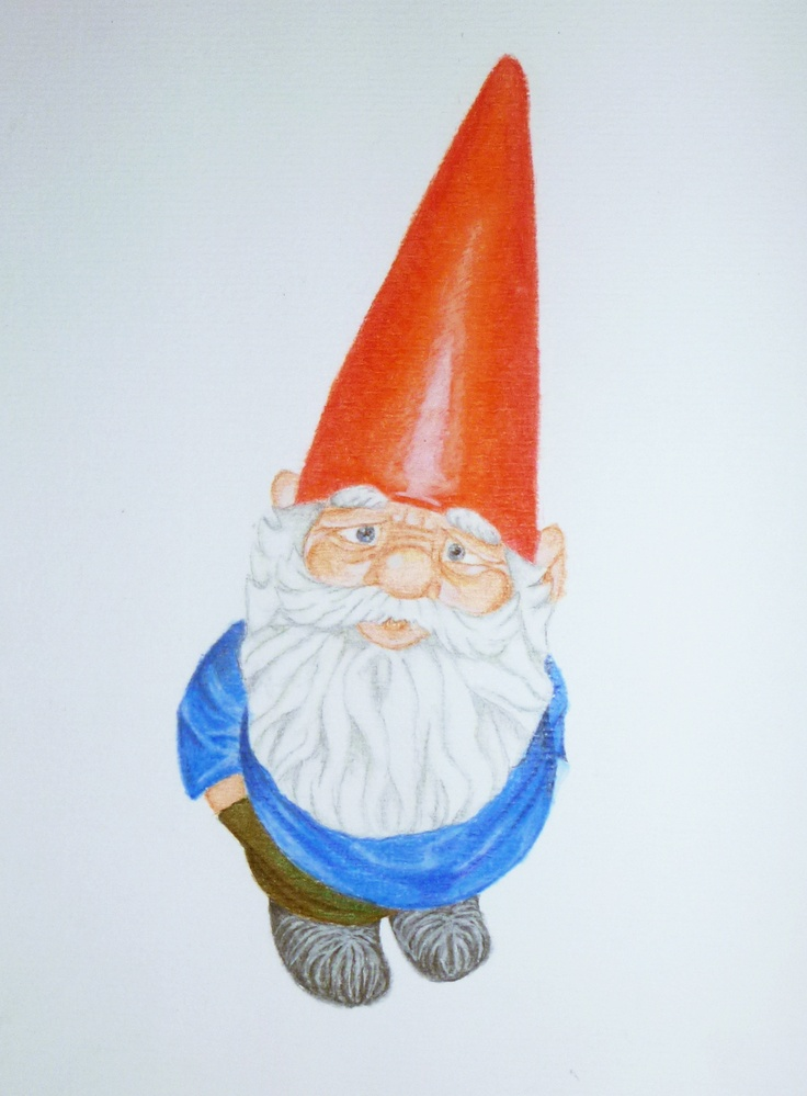 Gnome. I made this for my best friend