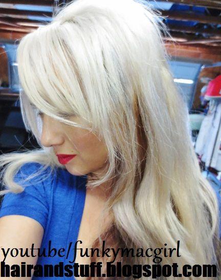 hair and stuff: Wella Koleston Special Blonde 12/81 Pearl Ash