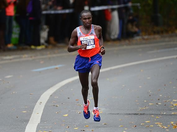 Geoffrey Mutai takes the NYC ING Marathon again!! Check out our newest team blog here!