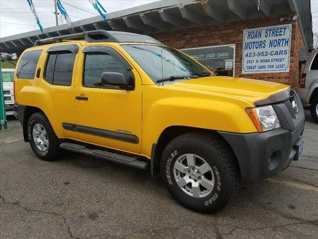 Cars for Sale: Used 2007 Nissan Xterra Off-Road for sale in Johnson City, TN 37601: Sport Utility Details - 453637653 - Autotrader