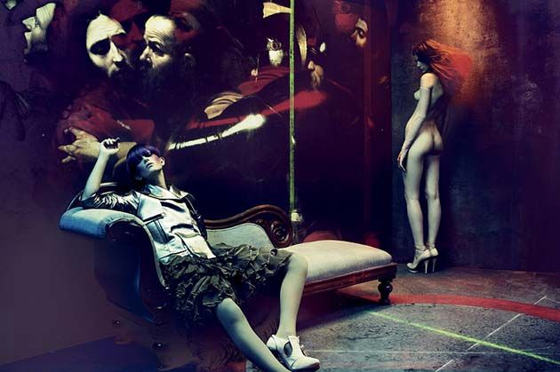 Sensual Female and Fashion Artistic Photography by Bruno Dayan 02