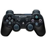 PlayStation 3 Dualshock 3 Wireless Controller (Black) (Video Game)By Sony Computer Entertainment
